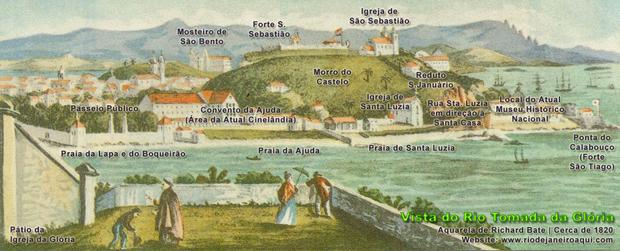 Morro do Castelo – Berço do Rio de Janeiro